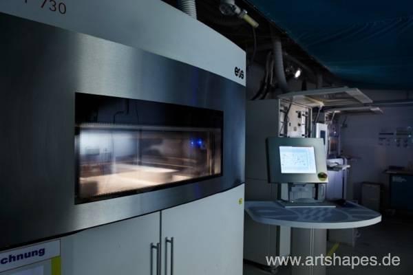 3D printing - Selective Laser Sintering